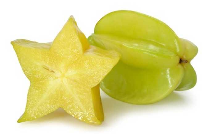 Stjernefrukt