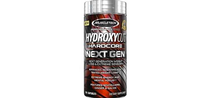Boks med Hydroxy cut