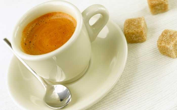 Kaffekopp, espresso