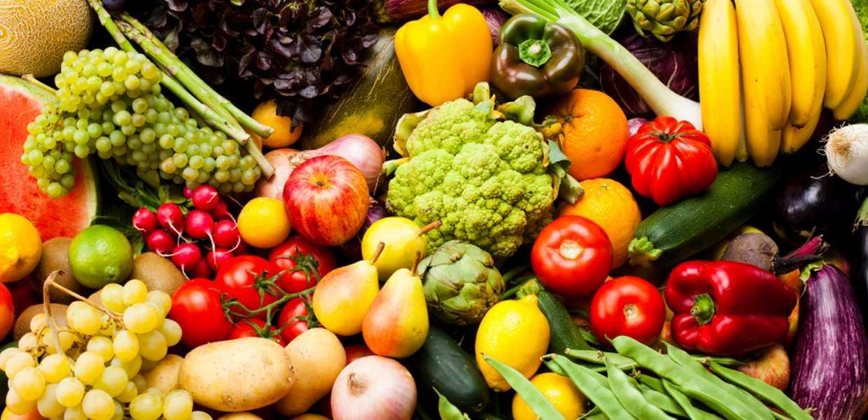 Frukt og grønnsaker