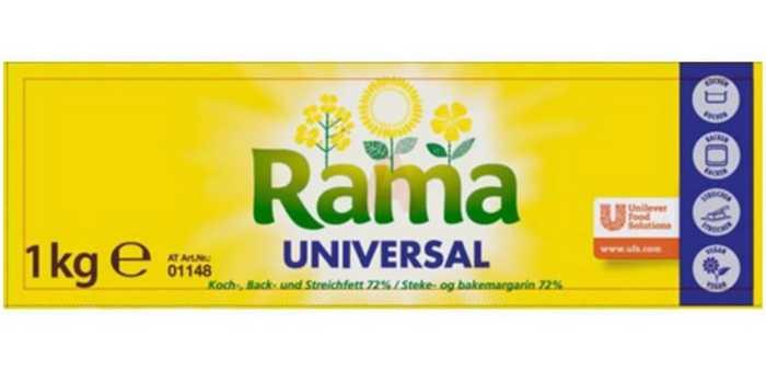 Rama universal bakemargarin
