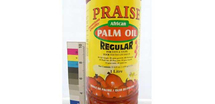 Praie african palm oil