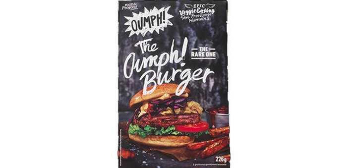 Oumph Burger