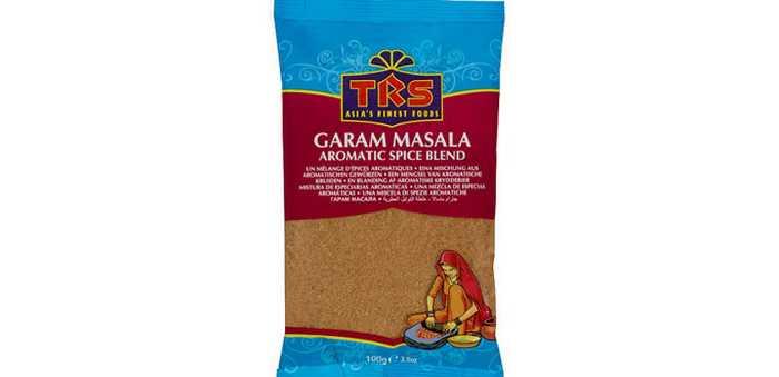 Garam masala TRS
