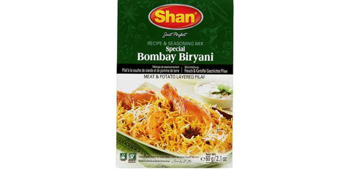 SHAN BONBAY 60 g