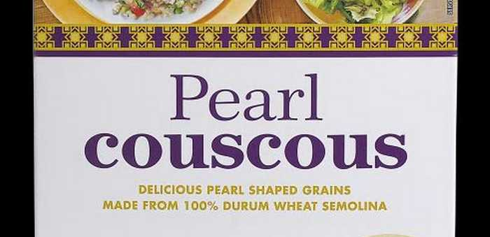 Alfez perle couscous naturell 200 g.