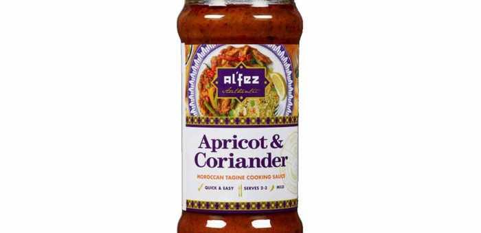 Al fez tagine saus aprikos & koriander 350 g.