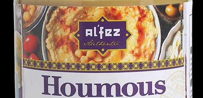 Al fez hummus 160 g.