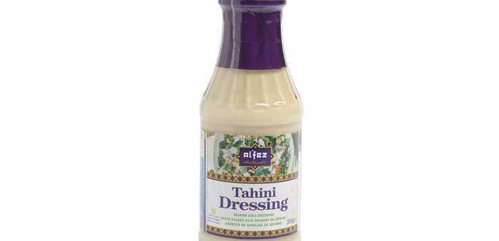 Al fez tahini dressing 200 g.
