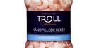Håndpillede reker fra Troll Salmon AS