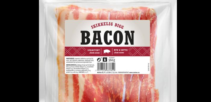 Skikkelig digg bacon