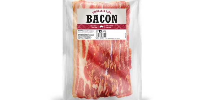 Tilbakekaller Skikkelig digg bacon